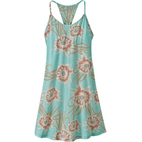 Patagonia Edisto Dress Women Cereus Flower: Bend Blue